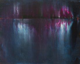 #342 - Acrylic on Canvas - 24x30cm
