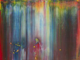 #565 - Acrylic on Canvas - 30x40cm