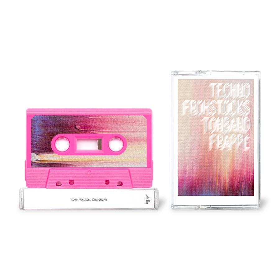 Cassette - Techno Frühstücks Tonbandfrappé (WRR-002)
